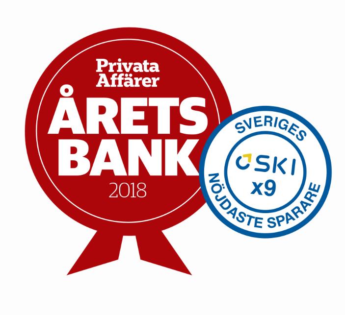Avanza - Årets bank 2018